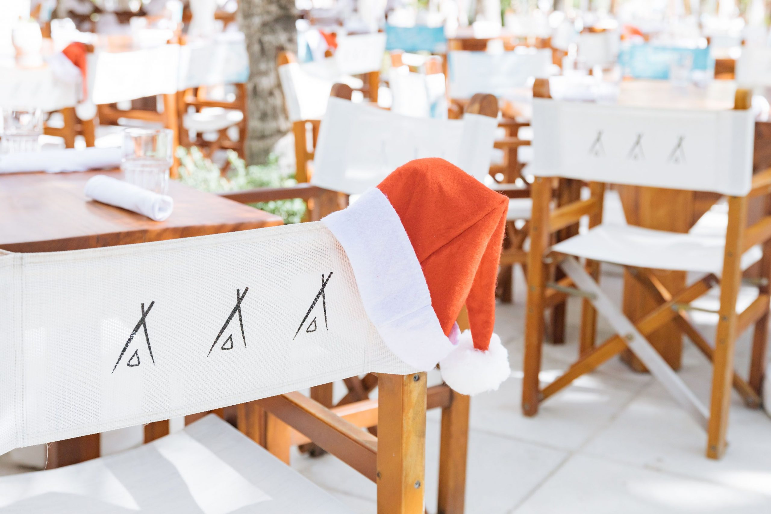 Winter Wonderland & Seas'n Greetings Christmas Day Brunch at Nikki Beach