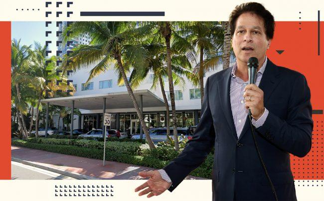 HFZ looks to sell Shore Club South Beach hotel