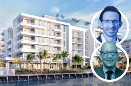 Ari Pearl, Jonathan Leifer acquire Bay Harbor Islands hotel out of foreclosure