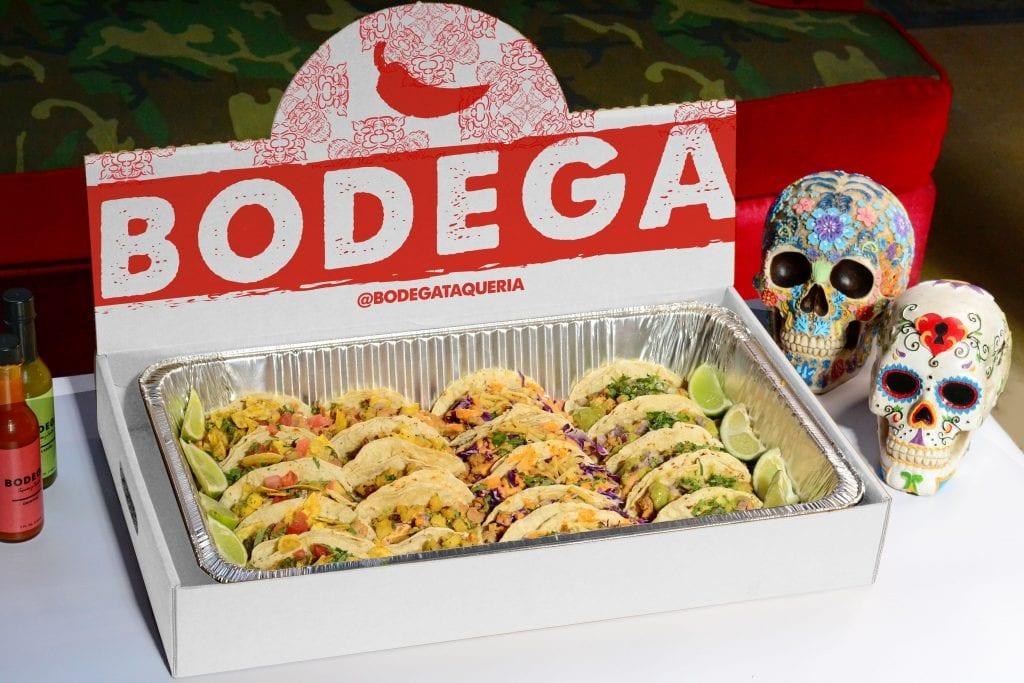 THREE Ways to Celebrate the Super Bowl with Bodega!