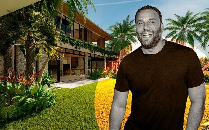 Hospitality mogul David Grutman wins approval for waterfront mansion