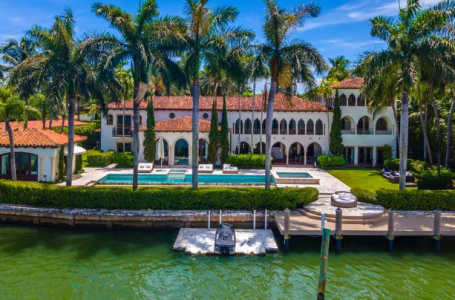 Hospitality executive's company buys Miami Beach mansion once owned by Cher