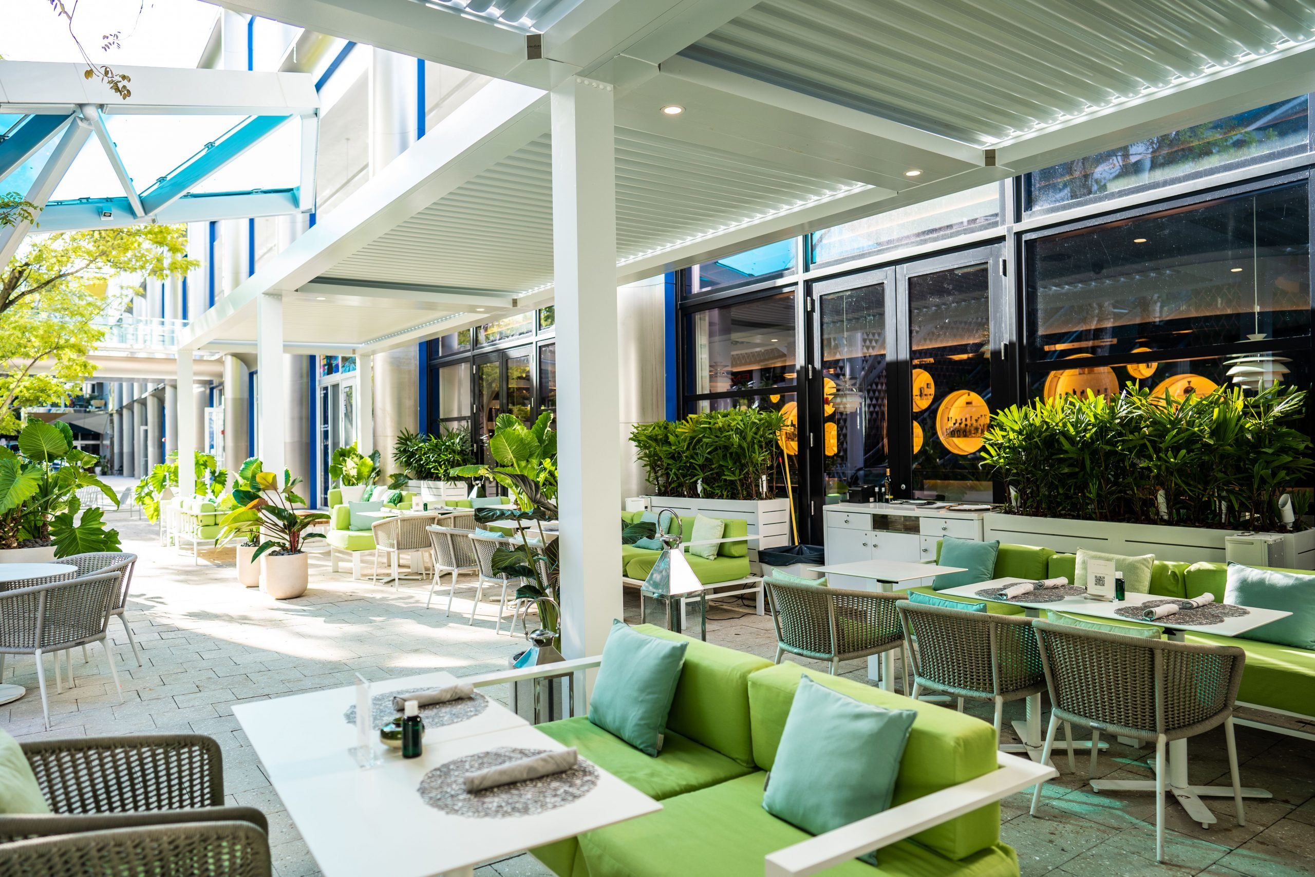 Le Jardinier in the Miami Design District Debuts Sunday Brunch