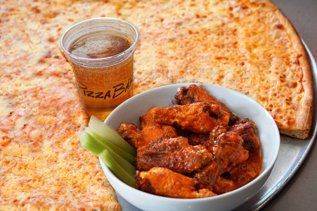Pizza Bar's Big Game Packages for Ordering In on Super Bowl Sunday
