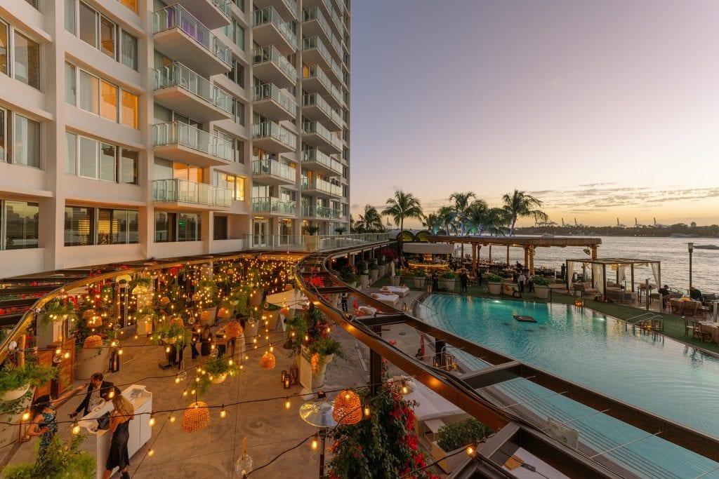 Baia Beach Club Miami