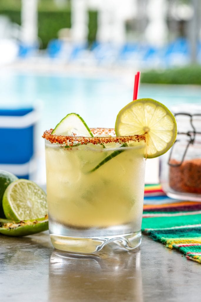 Cantina Beach Margarita