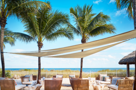 A Dining and Imbibing Paradise at The Ritz-Carlton Key Biscayne