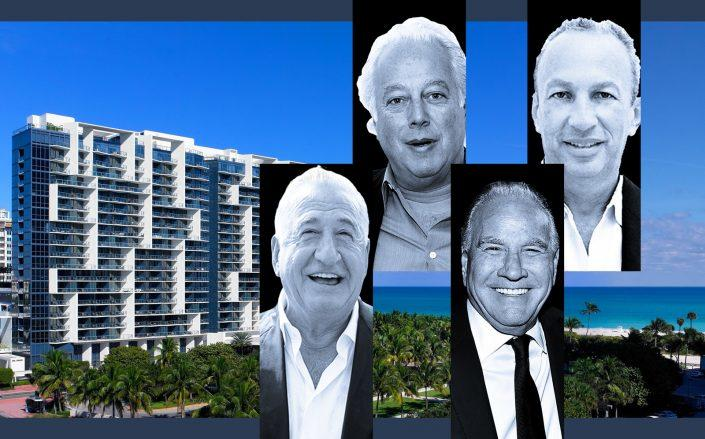 Nakash family sells W South Beach units to RFR, Tricap