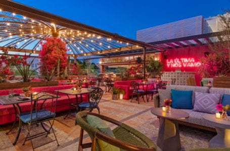 Serena, the new enchanting rooftop restaurant in South Beach