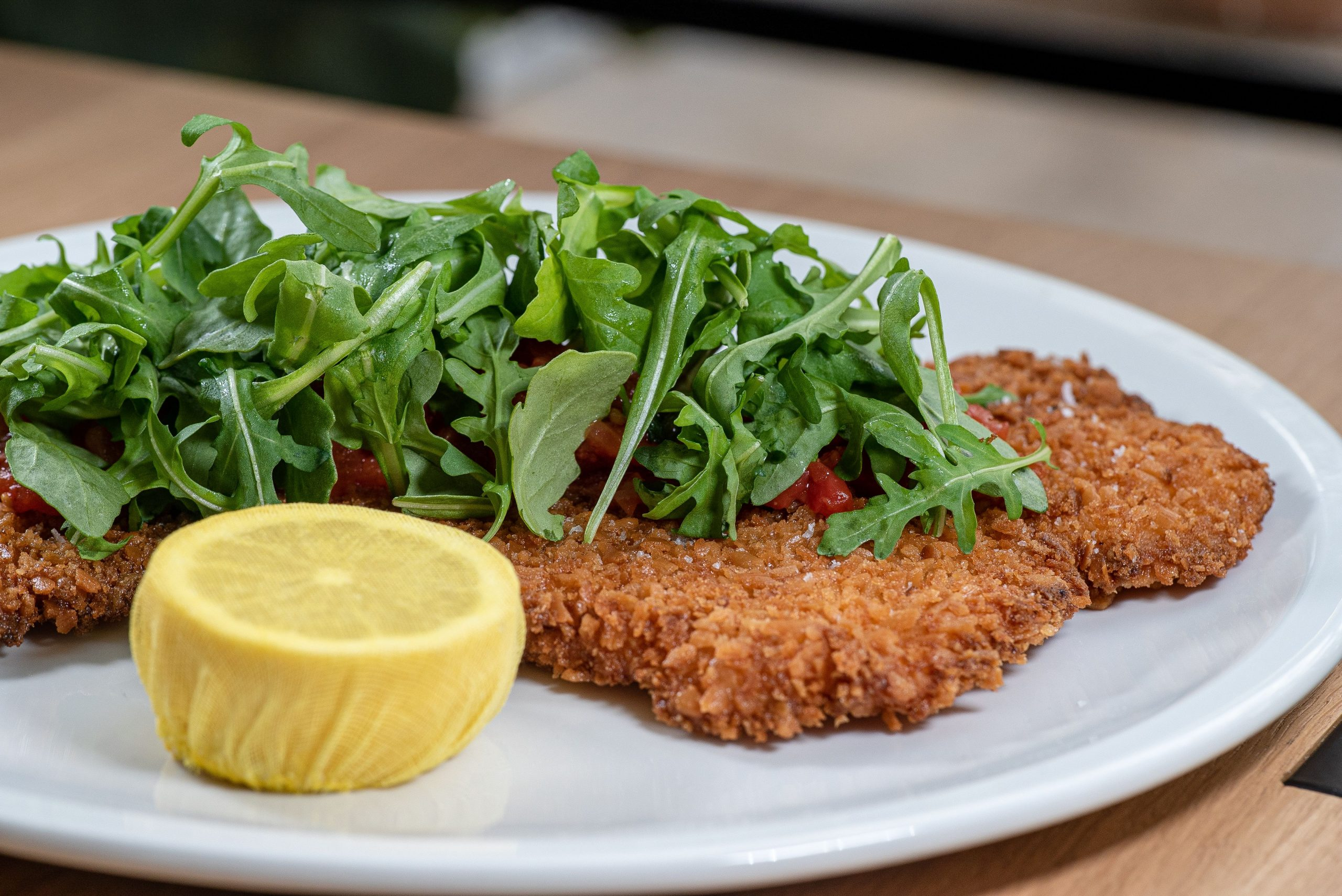 Nave Snapper Milanese with San Marzano Tomato Compote Recipe – Coconut Grove
