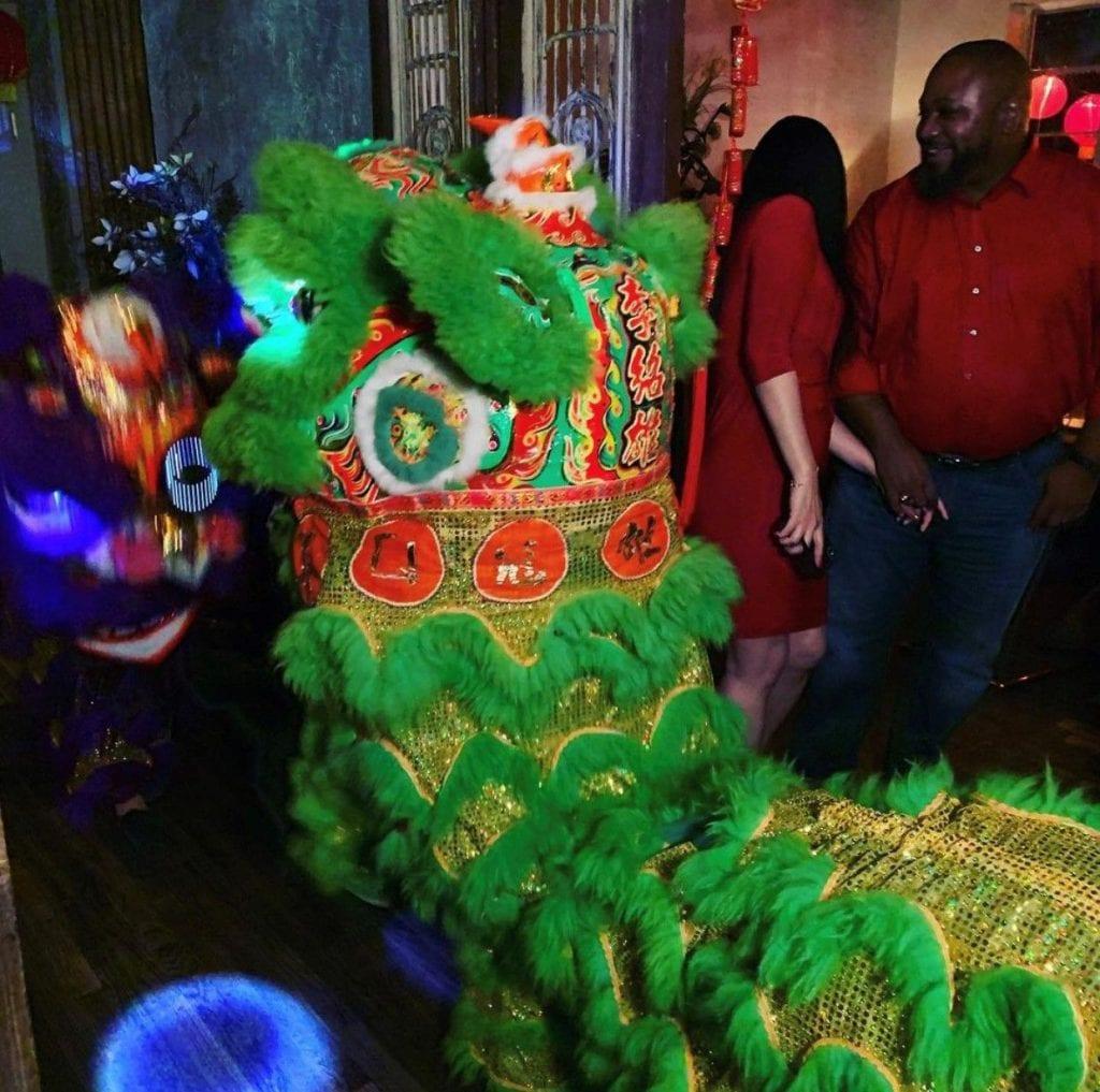 Phuc Yea Chinese New Year Dragon