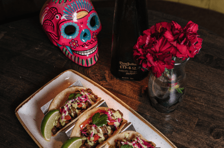 El Santo Restaurant to Launch its New Menu, with a Fresh Take on Authentic Mexican Cuisine