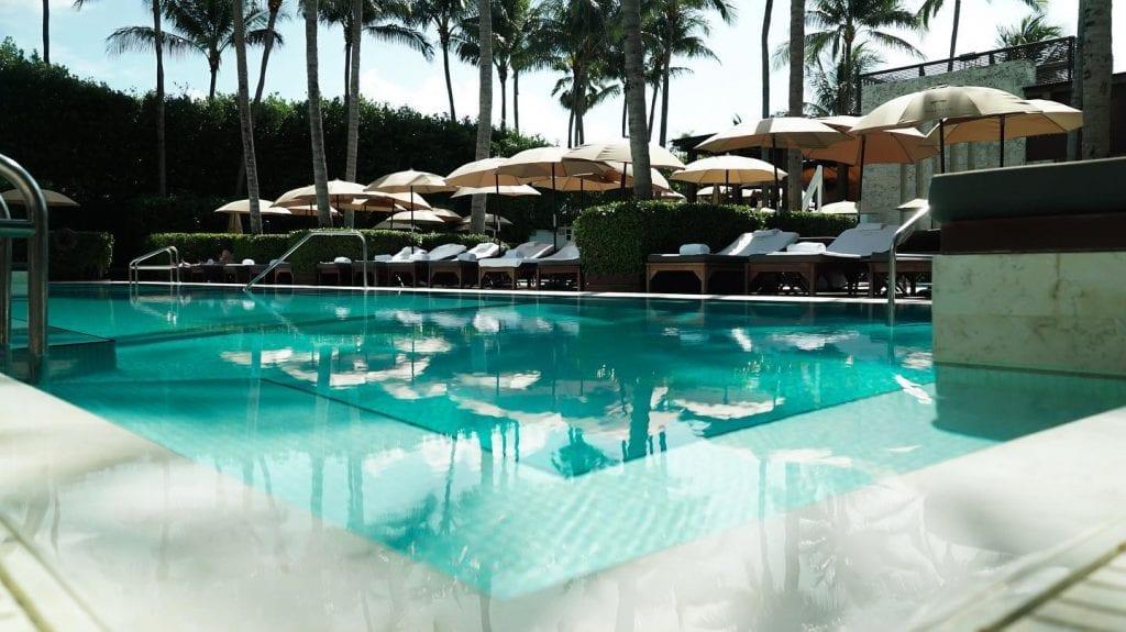 The Setai Miami Beach Pool