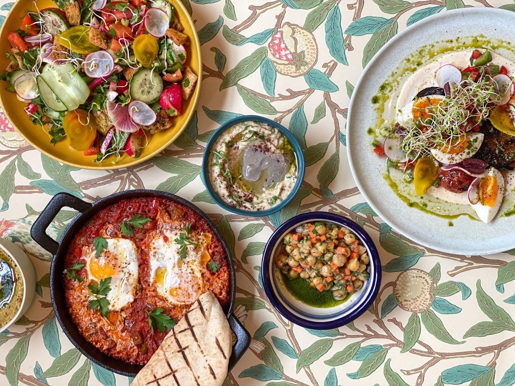 Abba Telavivian Kitchen Now Open