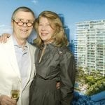 Ed and Jackie Rabin and the Apoge