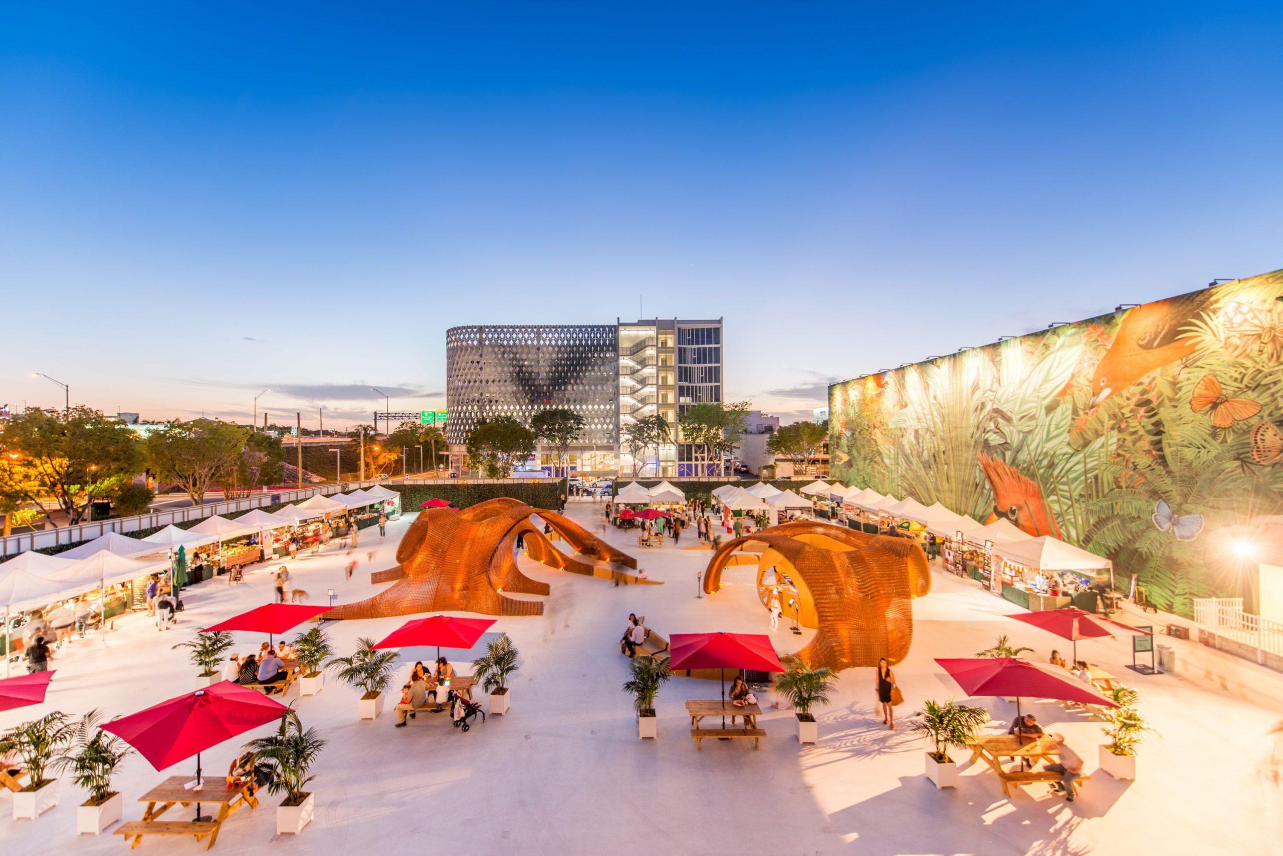 Miami Design District teams up with Florida Fresh Markets