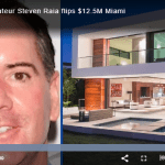 Il Mulino's Steven Raia flips $12.5M Miami mansion in a day