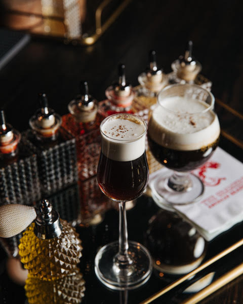 The Gramercy St Patricks Day Cocktails