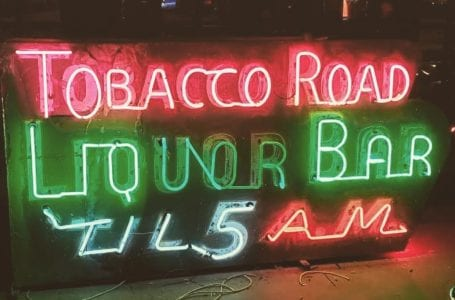 Tobacco Road Lives On! Kush Hospitality pays Tribute to Iconic Restaurant & Bar