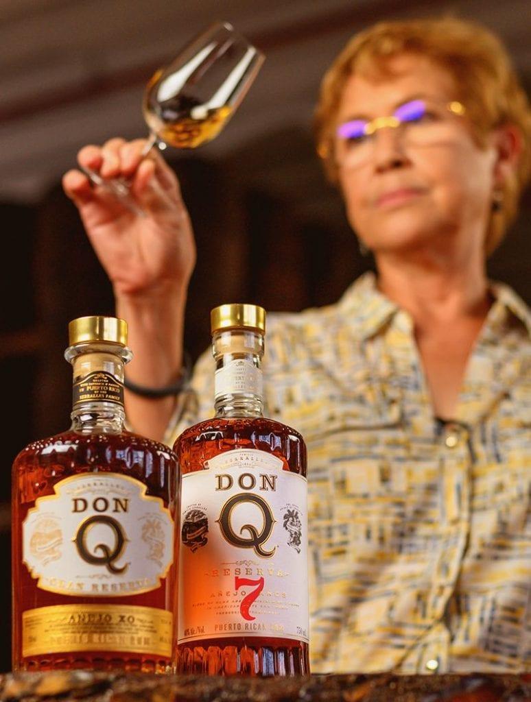 Toro Toro Don Q Res tasting