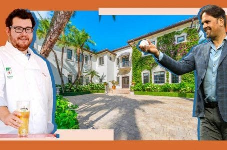 Hall of Famer Mike Piazza sells waterfront Miami Beach mansion to Major Food Group partner