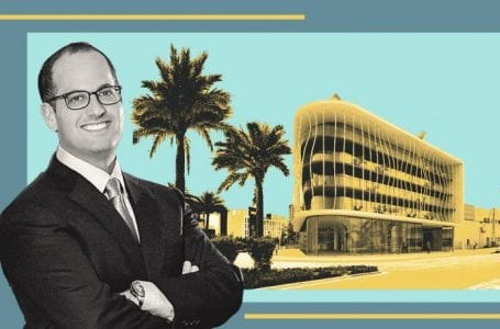 Ronny Finvarb plans boutique hotel on Alton Road site in Miami Beach
