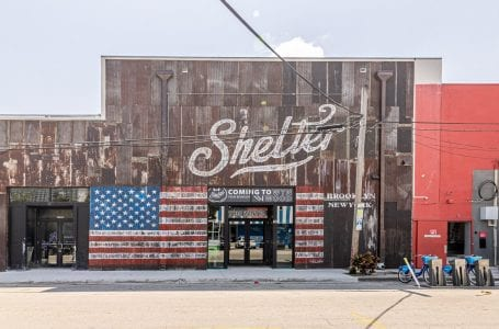 From Brooklyn to Wynwood, Shelter is here to stay!