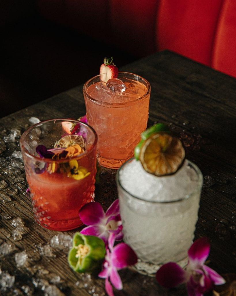 The Gramercy Cinco de Mayo Cocktails