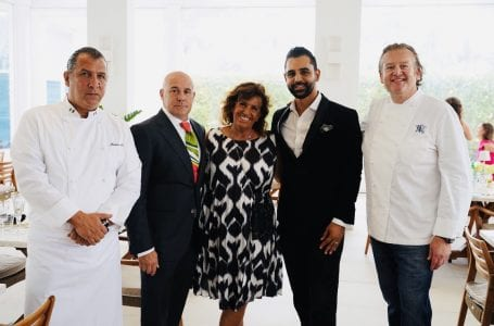 The Continuum Hosts an Intimate Italian Affair for the SOBEWFF® 20TH Anniversary