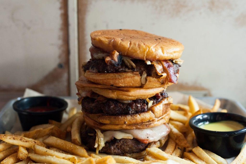 SOBEWFF 2021 Burger Bash Win Kush Frita