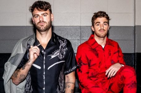The-Chainsmokers-Danilo-Lewis