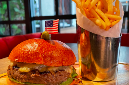 CelebrateMemorial Day with your favorite Miami Burgers