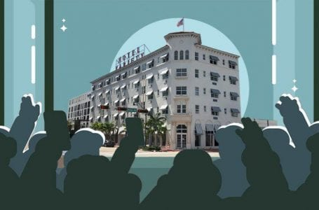Miami Beach hotel heads to foreclosure auction
