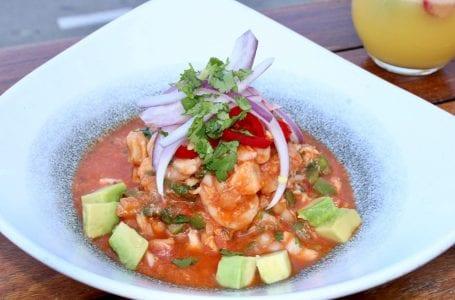 Grouper and Rock Shrimp Ceviche Recipe – Chef Jorge Gutierrez