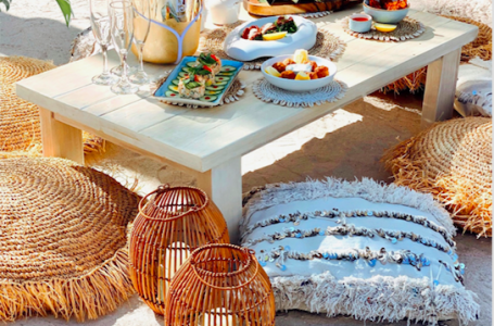 Nikki Beach Introduces New Teepee By The Sea Pre-Fixe Lunch