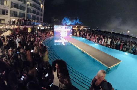 Sports Illustrated Swimsuit 2021 Runway Show at Baia Beach Club