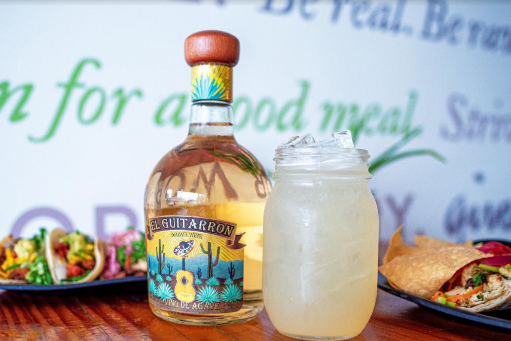 Green Bar & Kitchen National Tequila day