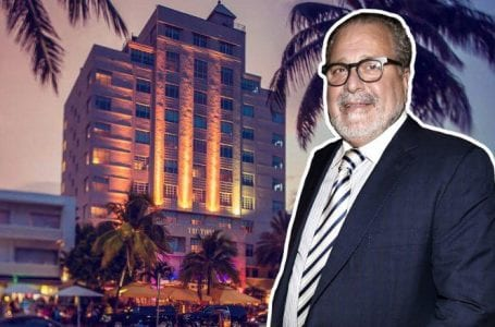 Chetrit's lender alleges it stole $2M insurance payout for South Beach hotel damage