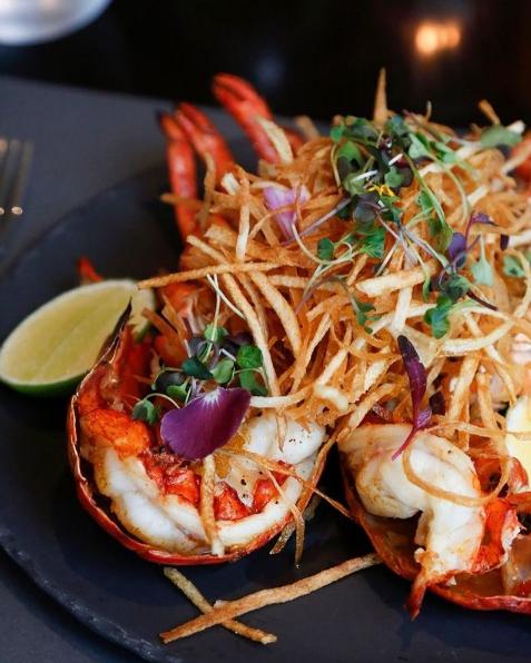 Matador Room Lobster Chili