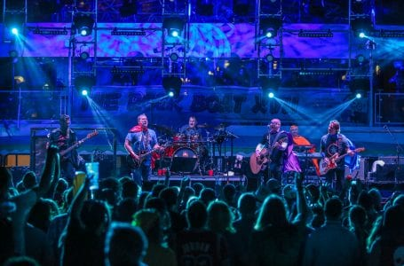 Sister Hazel Takes over the BLEAULIVE Stage