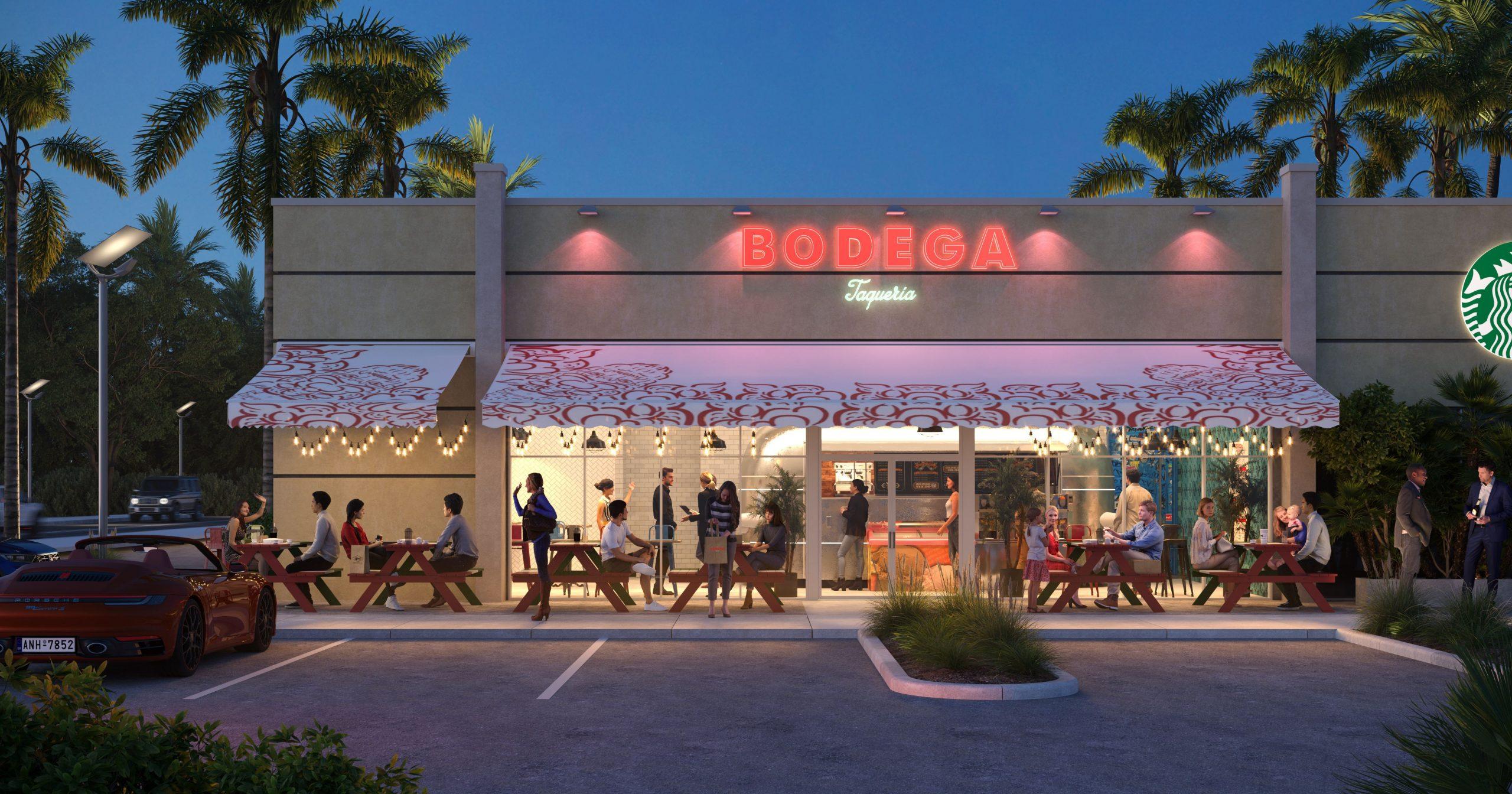 Bodega to open in Aventura on August 13!