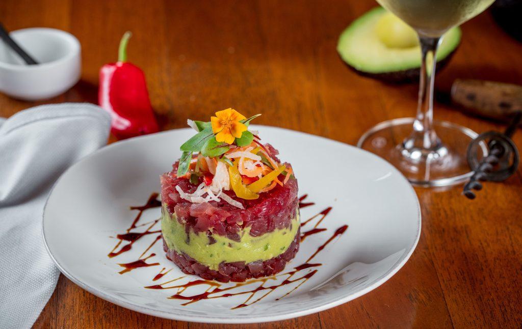 Corsair Tuna Tartare - Miami Spice