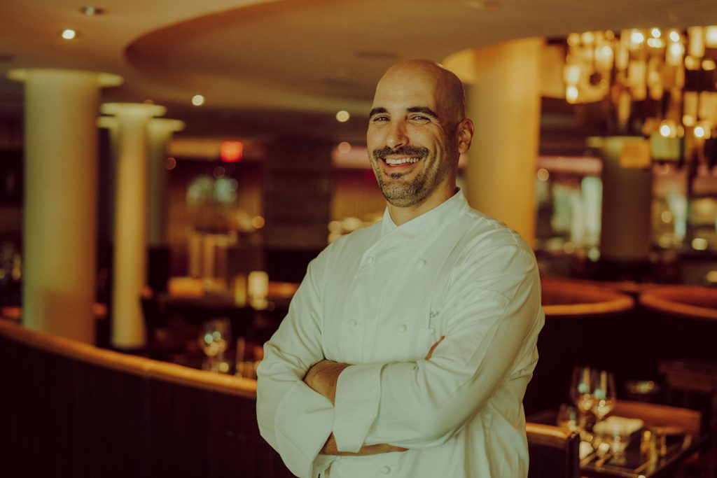 Executive Chef Leo Pablo StripSteak by Michael Mina