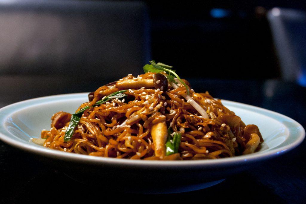 Hakkasan Hand Pulled Noodles - Miami Spice