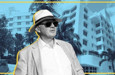 Brazilian real estate giant JHSF buys oceanfront Miami Beach hotel, plans first Fasano