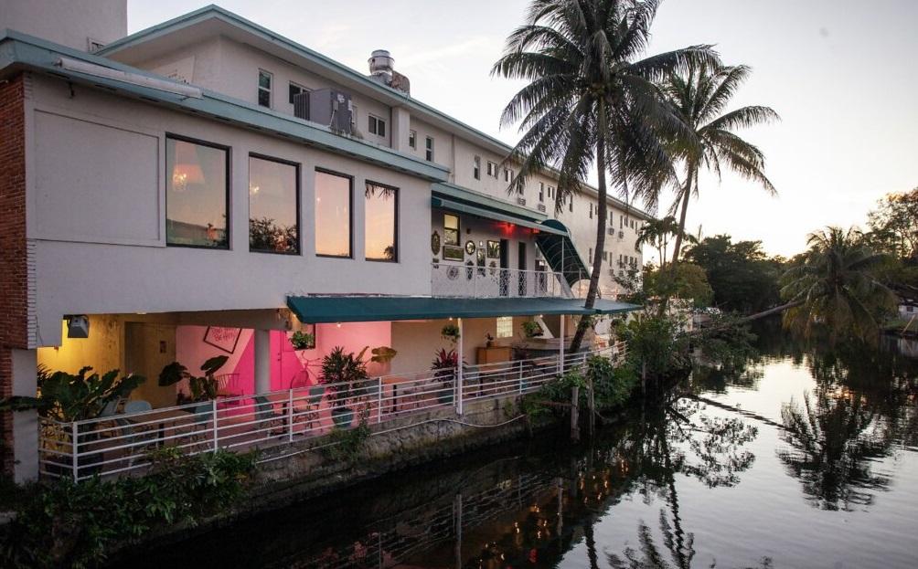 Cafe Kush Mimo Miami