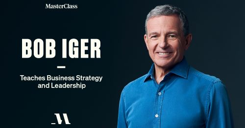 Master Class 1687656 Business Strategy Bog Iger 500 x 262
