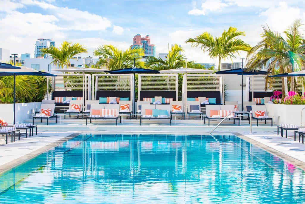 Moxy South Beach Pool
