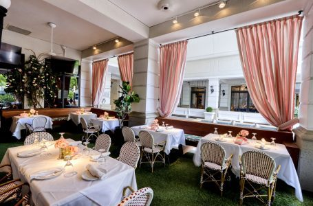 Breast Cancer Awareness Month initiatives from Miami Restaurants & Brands