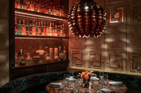 Journey through the regions of Mexico for an exclusive Mezcal tasting at Como Como at Moxy South Beach